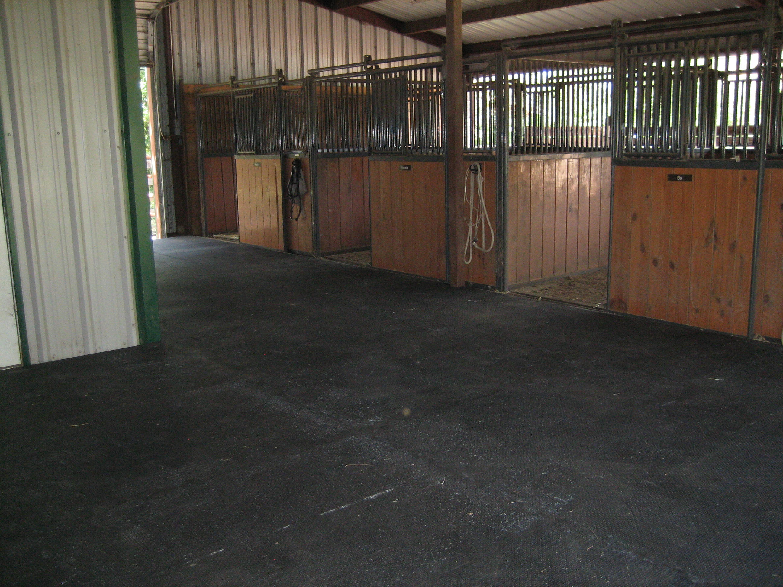 Equine Stall Mats Rubber Mat For Stall And Boxes Animat